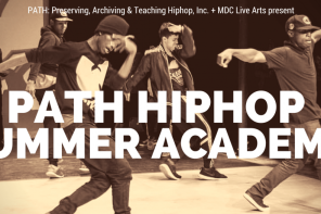 HipHop Summer Camp Scholarship Opportunity