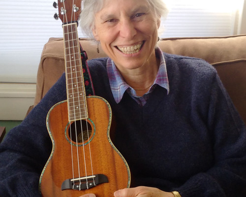 Martha-with-Ukulele