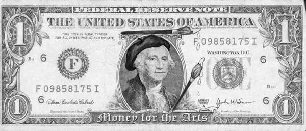 Moneyforthearts