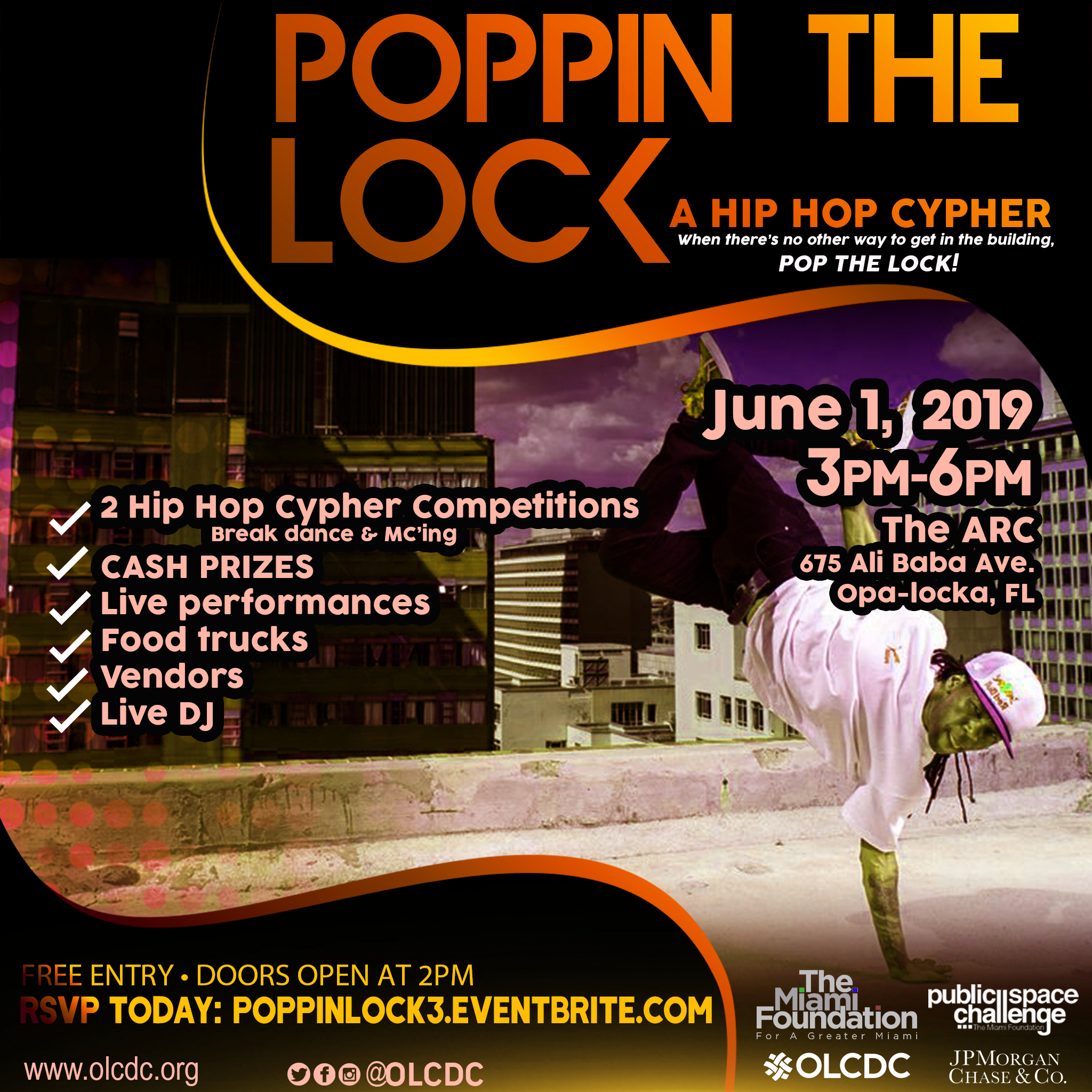 CALL FOR ARTISTS – Poppin' the Lock | spokensoulfestival com