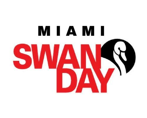 M I A M I Swan Day