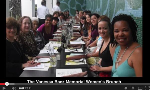 The Vanessa Baez Memorial Brunch - Ten Year Reflection