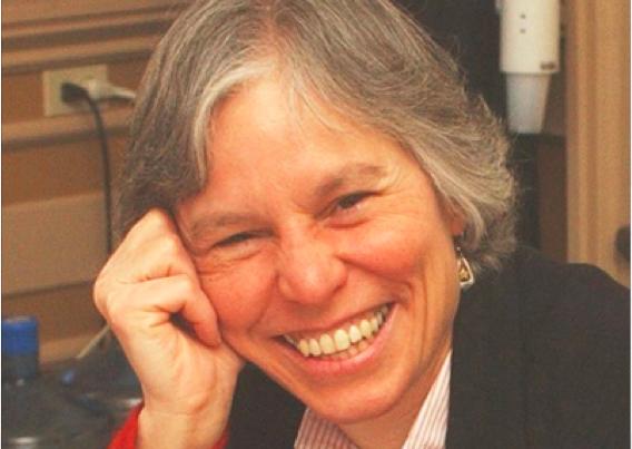 Martha Richards Founder of WomenArts & SWAN Day